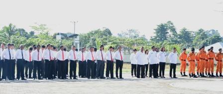 Empat Pesan Penting Wakapolda Papua Barat pada Apel Pengamanan Sidang MK