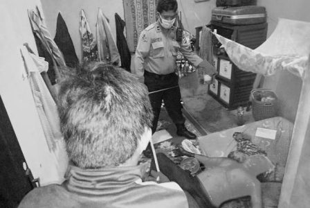 Dari Aroma Tak Sedap, Kematian Seorang Warga Sowi IV Manokwari Terungkap