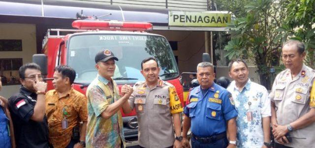 Mabuk, Oknum PNS Curi Mobil Pemadam Kebarakan, Tertangkap