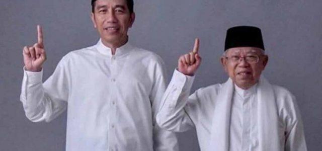 Jokowi-KH Ma'ruf Amin Dijadwalkan Hadiri Rapat Pleno KPU Ahad Besok