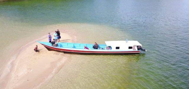 Pulau Ugar Jadi Destinasi Wisata Fakfak, Ada Pasir Timbul, Air Tawar di Laut