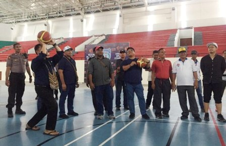 Menpora Puji Kemegahan Mimika Sport Complex, Venue PON XX, Papua 2020