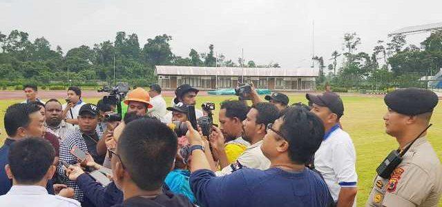 Imam Nahrawi Minta Pemkab Mimika Mulai Gemakan Yel Yel PON XX, 34 Provinsi Dipastikan Ikut PON 2020 di Papua