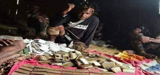 Kapendam Cenderawasih Sebut Senjata Kelompok Kriminal Separatis dari Banyak Sumber