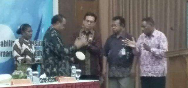 Rakerwasda Dibuka, Gubernur papua Barat Ingatkan ASN Tidak Lakukan Korupsi dan Pungli