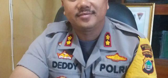 Wujudkan Polisi Mitra Masyarakat, Upacara HUT Bhayangkara Dipusatkan di Distrik Fakfak Barat
