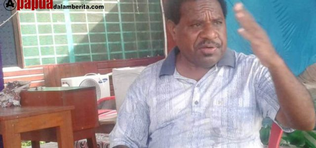 Wakil Ketua Asprov Tangani Tim Sepakbola Papua Barat Hadapi Pra PON 2020