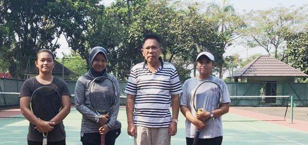 Ajang Try Out, Persiapan Tennis Papua Barat  Menuju Pegadaian Cup di Mataram