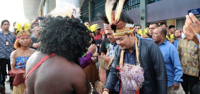 Kekaguman Afif Saat Injakkan Kaki di Sorong