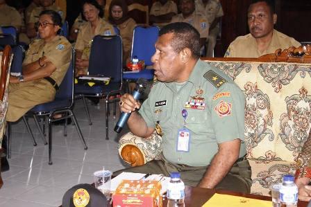 Putra Papua, Brigjen TNI Ali Hamdan Bogra Dipromosikan Jabat Wadan Sesko TNI