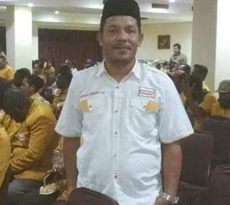 MK Tolak Gugatan PDIP Fakfak, Burhanudin Caleg Hanura Melenggang ke Kursi Dewan