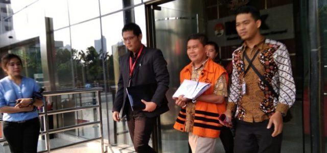 Tersangka Kasus Suap Dana Perimbangan Pegunungan Arfak Papua Barat Segera Disidang