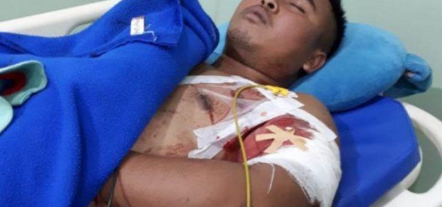 Jenazah Anggota TNI yang Ditembak Separatis Bersenjata di Jayawijaya Dievakuasi ke di Lombok