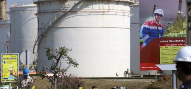 Mimpi Industri Migas Menjaga Ketahanan Energy