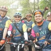 BNI Syariah Implementasikan Program Sepeda untuk Bekerja