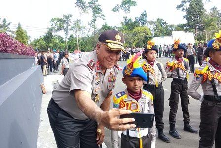 Senin 30 September Sertijab Kapolda Papua, Waterpauw Kembali Jabat Kapolda Papua