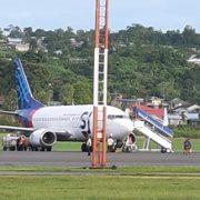 Setengah Jumlah Pesawat Sriwijaya kata Kemenhub Tidak Laik Terbang