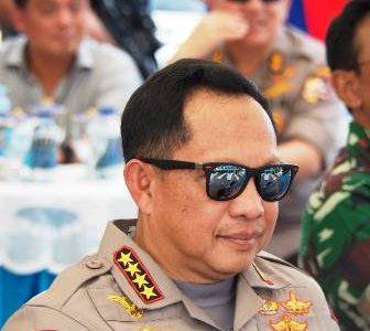 Kapolri Tegaskan Benny Wenda, ULMWP, Berada di Balik Demo Anarkis