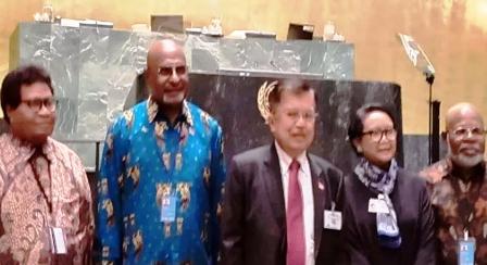 Mantan Menlu OPM: Selalu Dikatakan Masalah Papua Dibahas di PBB Itu Lagu Lama