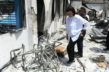 Sri Mulyani Puji Keberanian Pegawai Bea dan Cukai Selamatkan Senjata dan Amunisi pada Kericuhan Papua