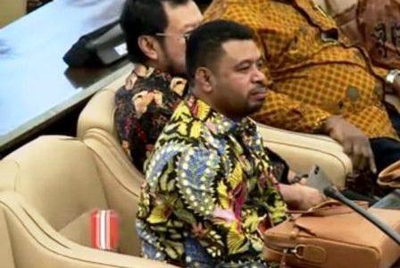 Filep Wamafma Jabat Wakil Ketua Dua Badan Urusan Legislasi Daerah DPD RI