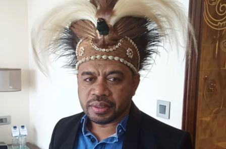 Pimpinan MPR/DPD/DPR ke Papua Gali Info Pengungsi di Wamena