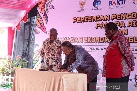 KEK Sorong Bakal Serap Investasi Rp32,2 Triliun