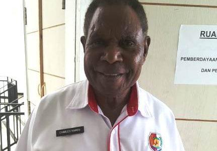 Nahkodai Dinas Kelautan dan Perikanan, Charles Kambu Akui Masih Benahi Kantor