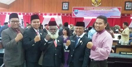 Rabu Dilantik, Ini Wajah Baru dan Lama DPR Papua Barat, PKS Optimalkan 3 Fungsi Kedewanan