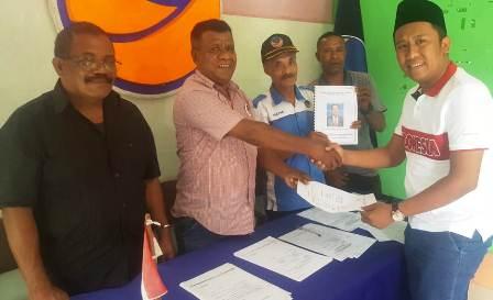 Setelah Kadis PUPR Fakfak, Kini Chairudin Pawiloy Resmi Terdaftar di NasDem
