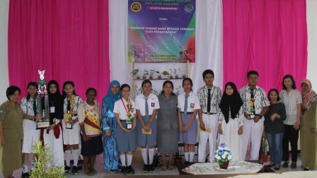 SMA Negeri 2 Manokwari Rengkuh Juara Cerdas Cermat Bilogi Se Kabupaten Manokwari