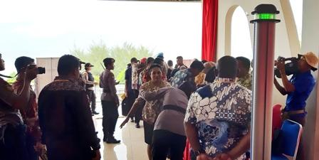 Mugiyono , Pengamanan Rapat Paripurna DPR Papua Barat Maksimal,  Kapolda Kami Bersama TNI