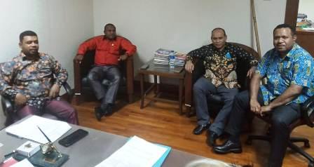 Empat Senator Papua Barat Terbagi Merata di Alkel DPD RI