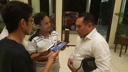 Tercium, Pertemuan Samaun Dan Ketua Gerindra Papua Barat di Fakfak Ada Titik Terang