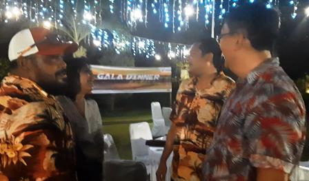 Romansa Gala Dinner Workshop Pertamina MOR VIII Padamkan Lelahnya Peserta, Manokwari Raih 3 Doorprize