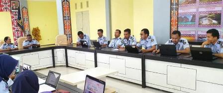 Berkas Pelamar CPNS Kanwil Kemenkumham Papua Barat Masuk Tahap Verifikasi