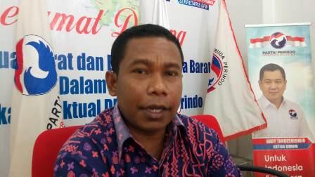 Perindo Papua Barat Punya Optimis Menangkan Pilkada 2020