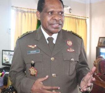 Nikolaus Kondomo, Orang Asli Papua Pertama Jabat Kepala Kejaksaan Tinggi