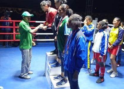 Kejurnas Tinju, Atlit yang Berlatih Keras dan Disiplin Akan Keluar Sebagai Juara