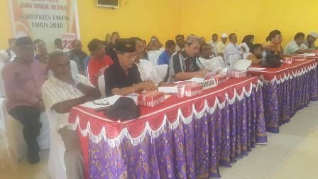 KPU Gelar Sosialisasi Tahapan Pilkada untuk Parpol