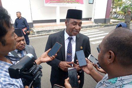 Wagub Papua Barat: Peredaran Narkoba Sudah Mengkuatirkan