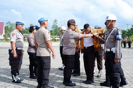 Kapolda Papua Barat Pecat Sembilan Anggotanya  Secara Tidak Hormat