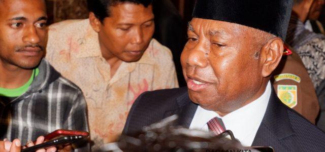 Gubernur Impikan Papua Barat di Papan Tengah PON XX Papua