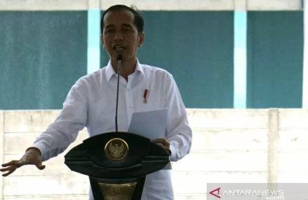 Jokowi: Membangun Indonesia Butuh Keberanian dan Kepercayaan Diri