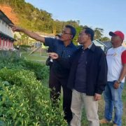 Kemenkumham Papua Melihat Lembaga Pemasyarakatan Doyo