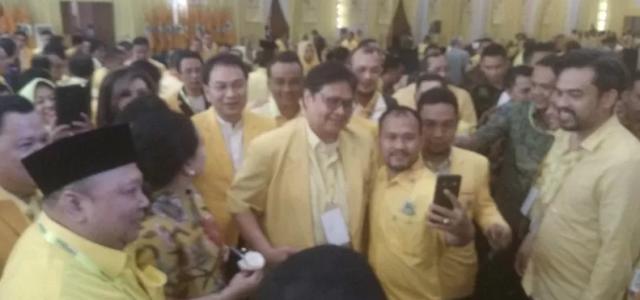 Airlangga Hartarto Ditetapkan Sebagai Ketua Umum Golkar 2019-2024