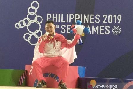 Eko Yuli Irawan Rebut Medali Emas