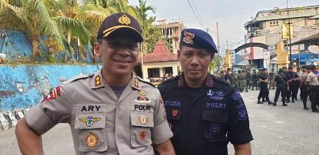 Akhir Tahun 2019, 3 Perwira dan 25 Bintara di Polres Fakfak Akan Naik Pangkat