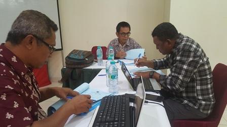 12 Peserta Uji Kompetensi Wartawan di PWI Fakfak Papua Barat Lulus