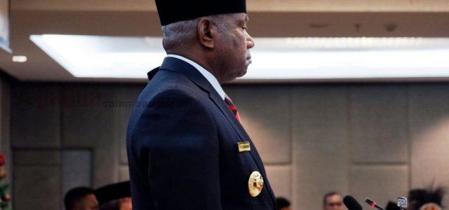 Selamat Ulang Tahun Gubernur Papua Barat, Dominggus Mandacan